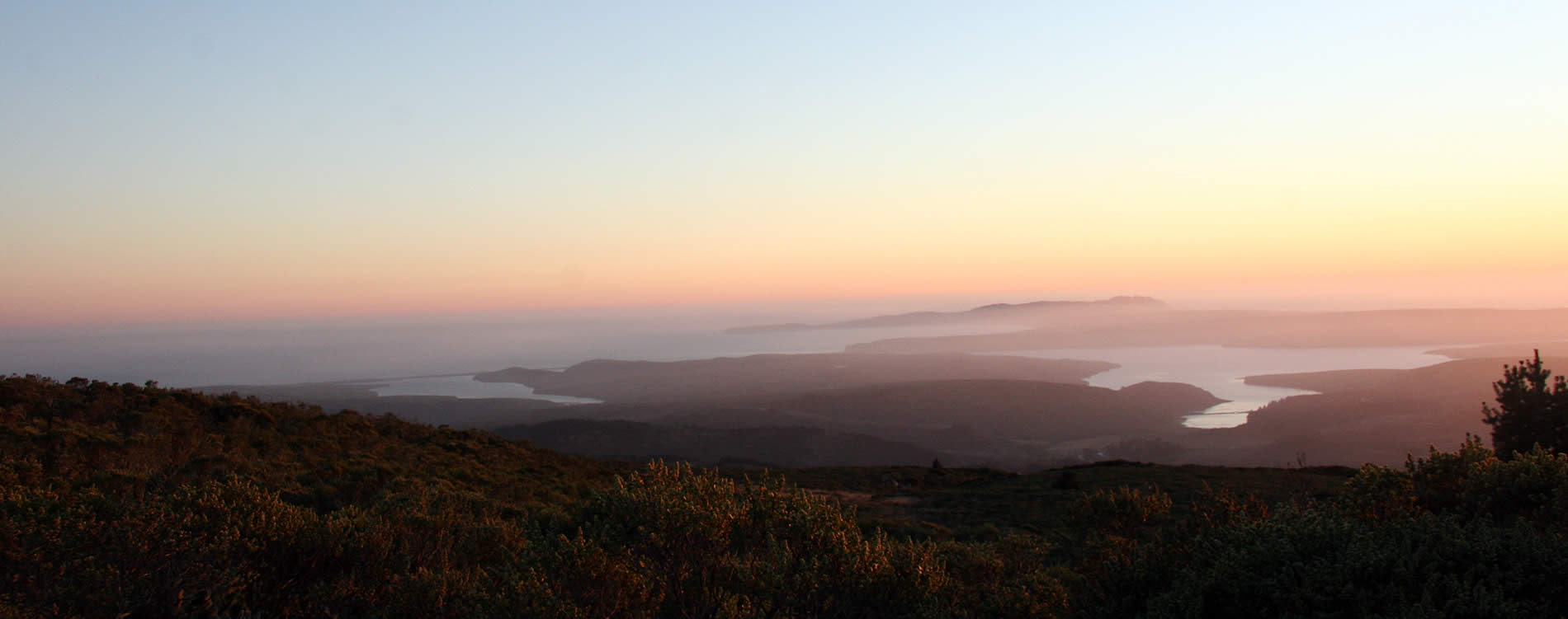 point reyes national seashore west marin california coast getaway - mount vision