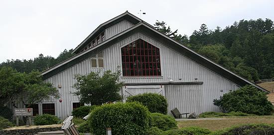 bear valley visitors center