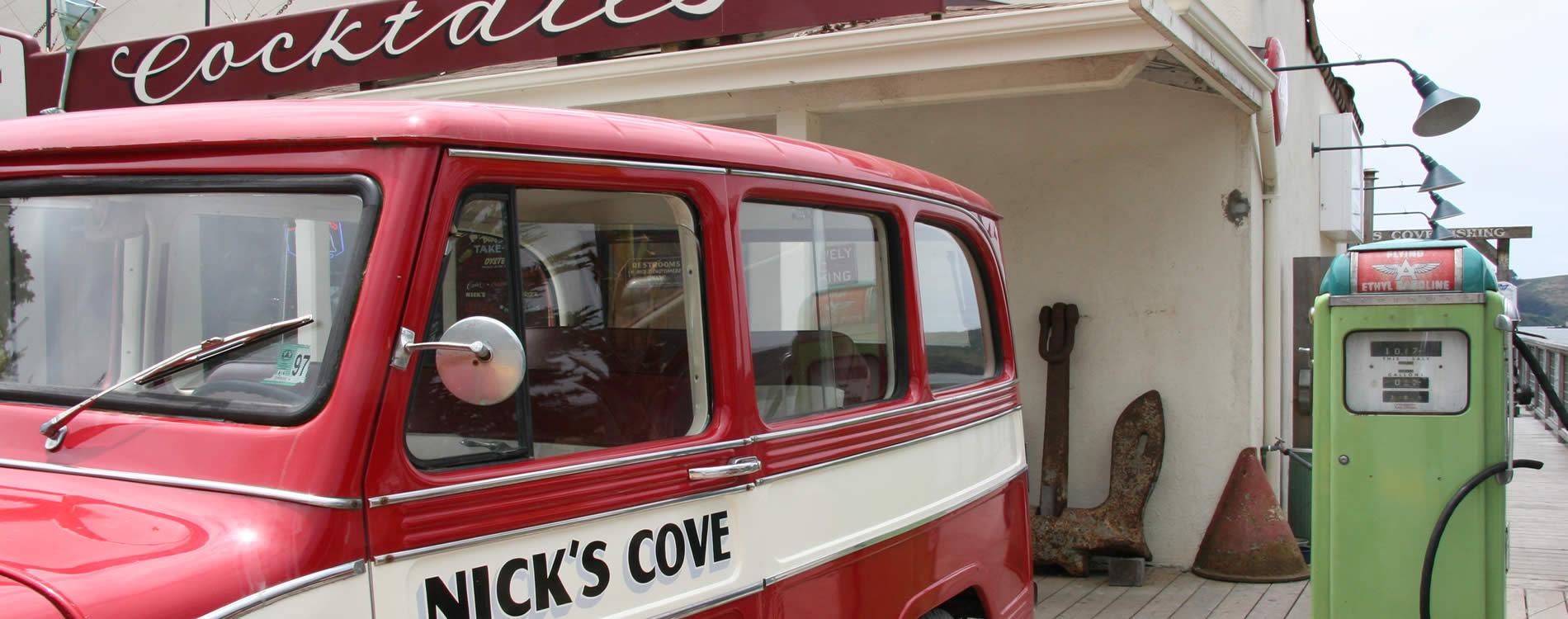 nicks cove marshall california point reyes national seashore