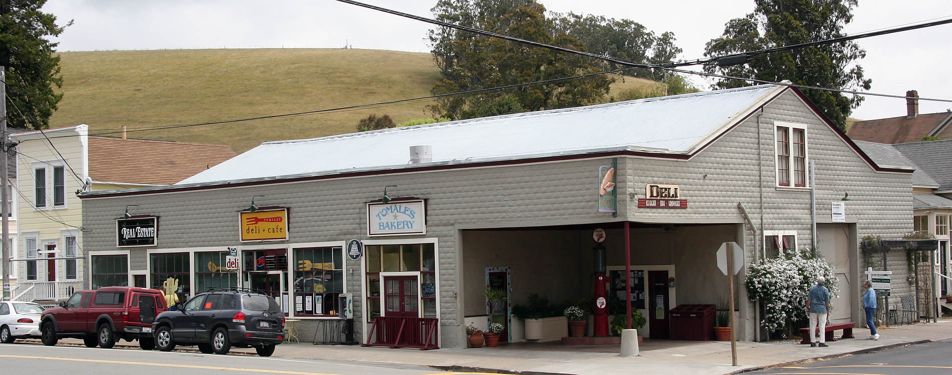 west marin tomales ca