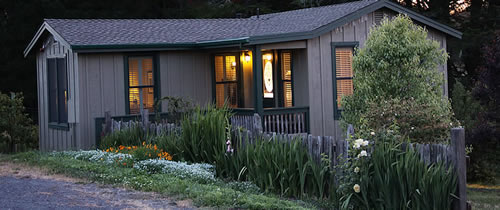 applegarden cottage tomales california