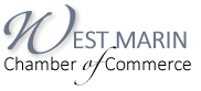 Point Reyes National Seashore & West Marin Chamber of Commerce Logo